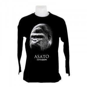 Tee-shirt homme Asato manches longues