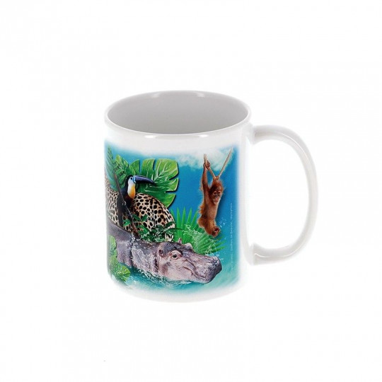 Mug multi animaux 2018