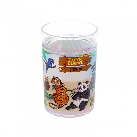 Verre jungle