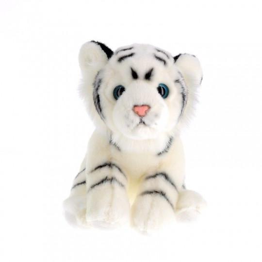 Peluche tigre blanc Jaipur