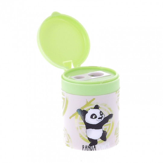 Taille crayon panda power