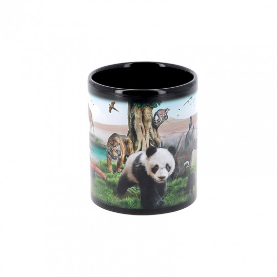 Mug multi animaux 2019