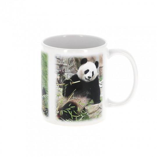 Mug panda Huan Huan et Yuan Zi
