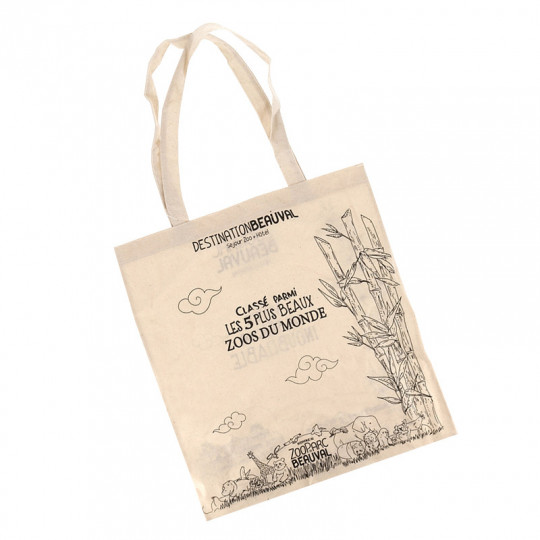 Tote bag ZooParc de Beauval