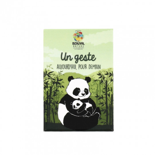 Magnet panda Beauval Nature