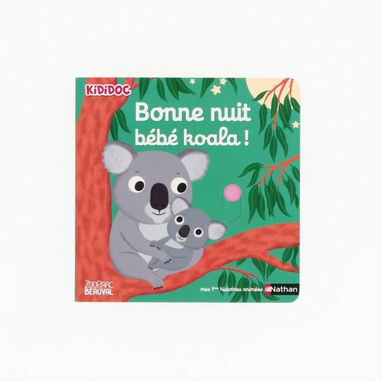 """Livre """"Bonne nuit bébé koala !"""""""