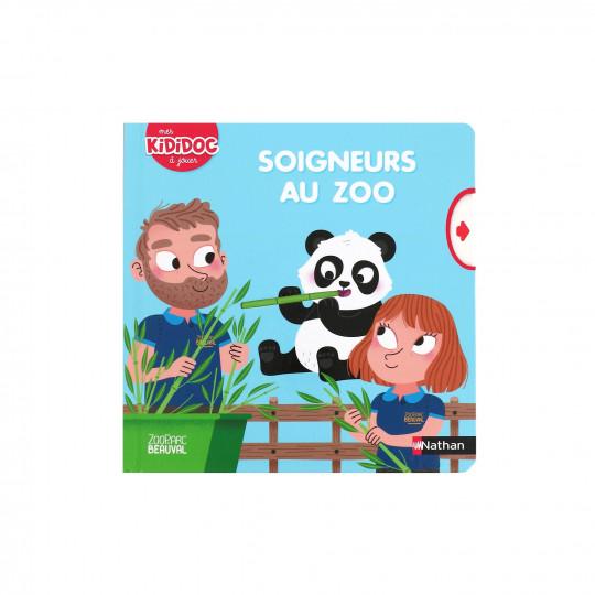 Livre « Soigneurs au zoo »