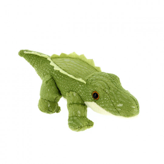Peluche mini crocodile Barnabe