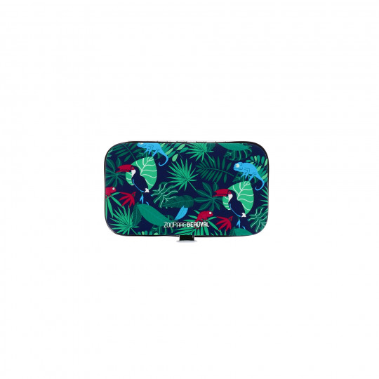 Set couture de voyage woman jungle