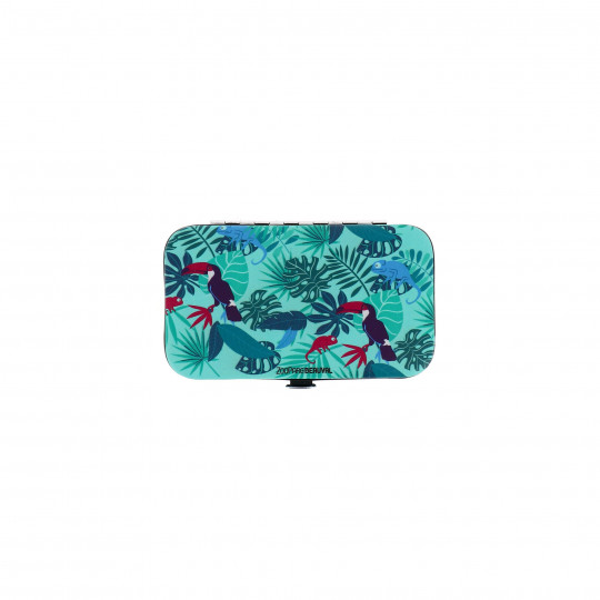 Set manucure de poche woman jungle