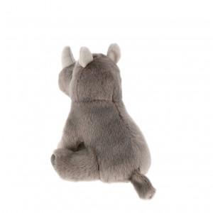 Peluche rhinocéros Nino