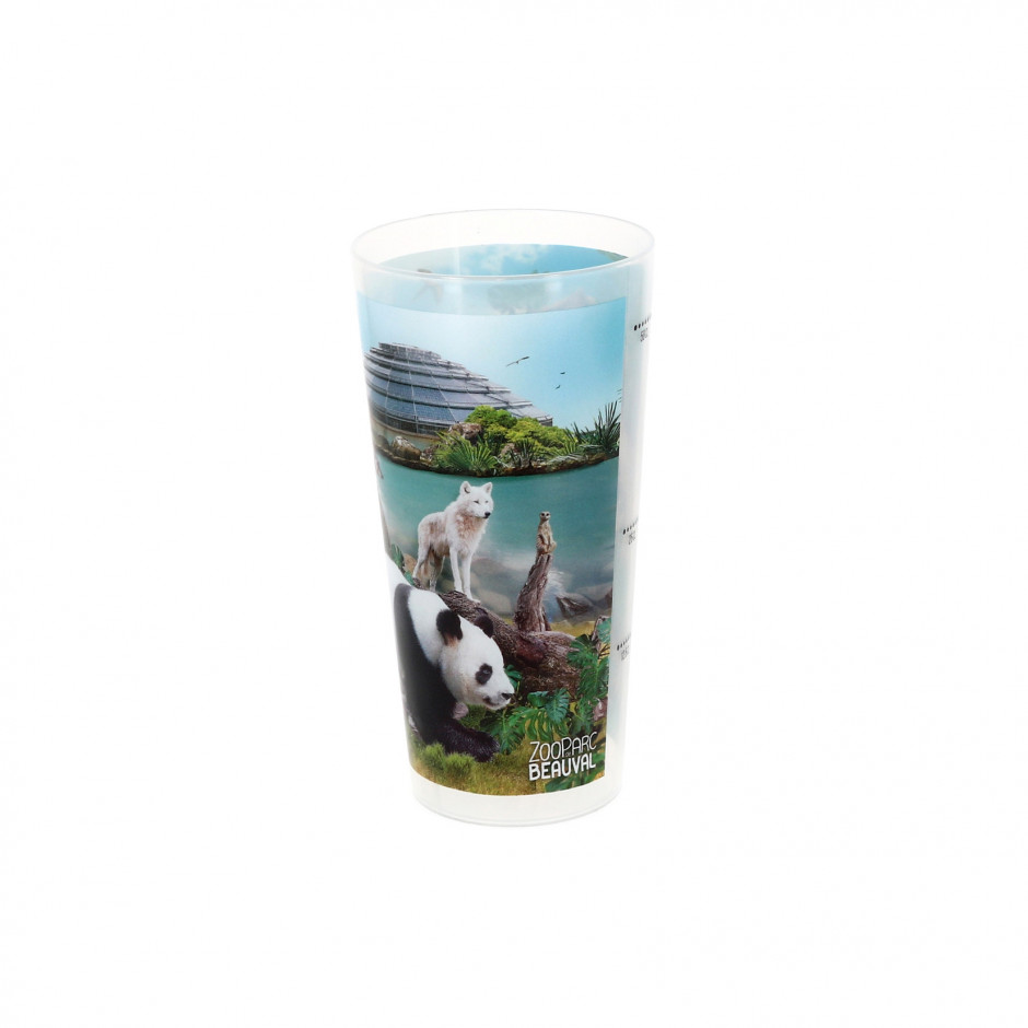 Eco cup multi-animaux 2020