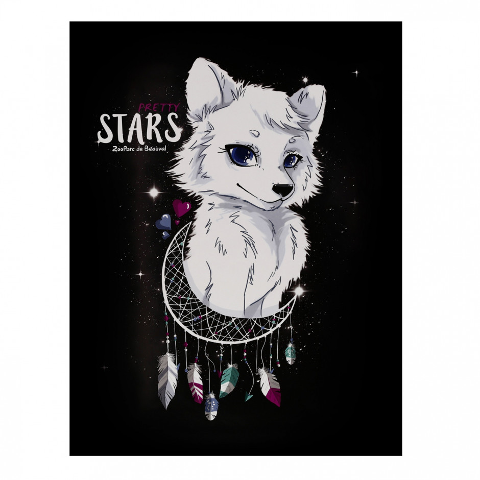 Poster loup star