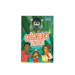 Livre Tome 6 « Soigneurs Juniors / Enquête au dôme »