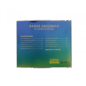 CD Bande originale - le spectacle des Maîtres des Airs