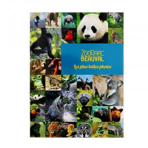 Livre ZooParc de Beauval, les plus belles photos