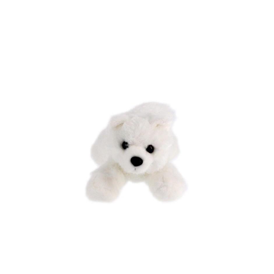 Peluche loup arctique Lucius