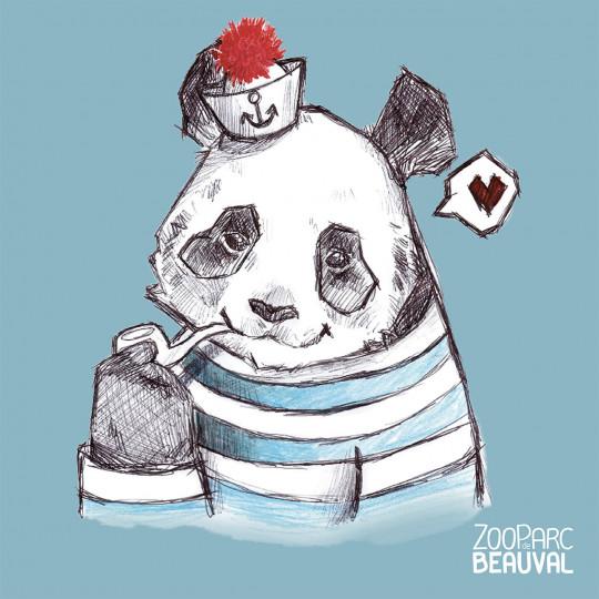 Panda Marin
